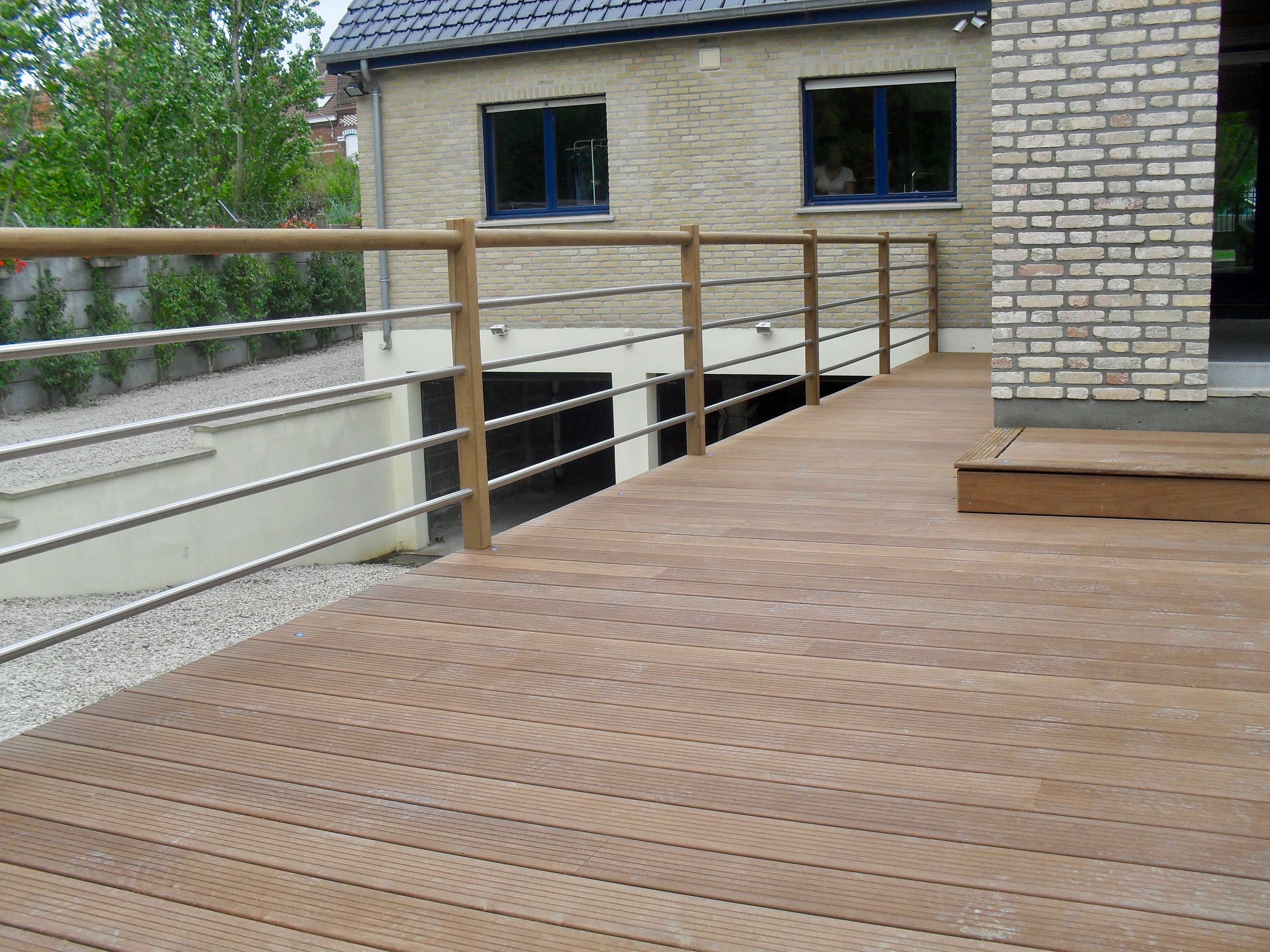 Terrasse En Bois Exotique aménagements extérieurs et terrasse en bois exotique ipé